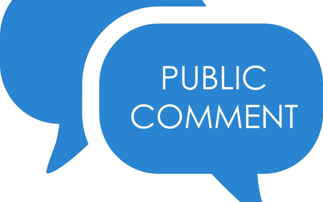 NOP Comments Now Available